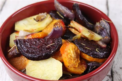 recipe for oven roasted root vegetables roasted root vegetables recipe the home and garden cafe