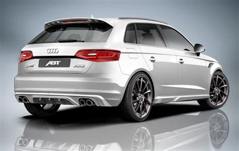 Audi As3 by Abt Audi As3 Sportback Tuning Panoramauto