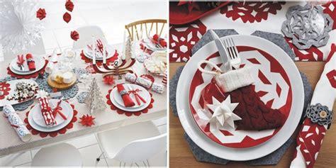 tavola natalizia elegante tavola e centrotavola di natale come apparecchiare nei