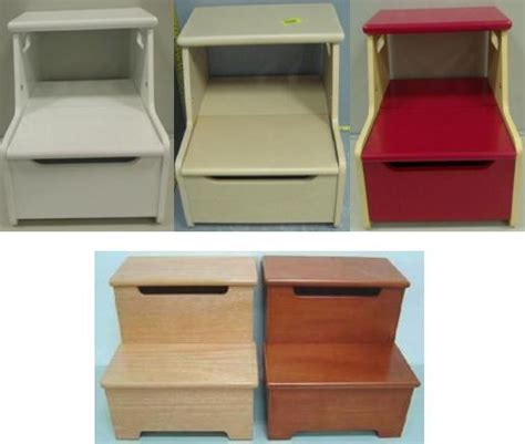 Wooden Step Stool With Storage by Chaool A Chair And Stepstool Designed By Joshua Dycus