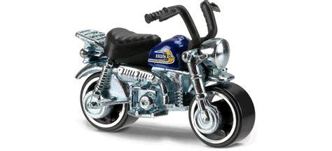 Wheels Terbaru 2017 Wheels Hw Moto Honda Monkey Z50 honda monkey z50 in blue hw moto car collector wheels