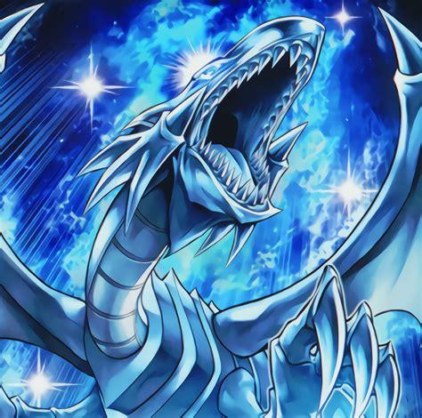 blue eyes white dragon yu gi oh duel monsters