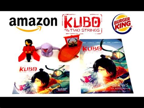 Burger King Sweepstakes - 2016 amazon kubo and the two strings movie poster sweepstakes sticker burger king