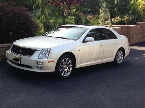 used 2005 cadillac sts sell used 2005 cadillac sts awd v8 in wayne new jersey