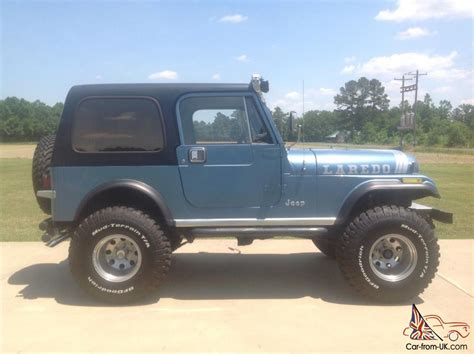 automatic jeep 1983 jeep cj 7 laredo automatic v8 conversion