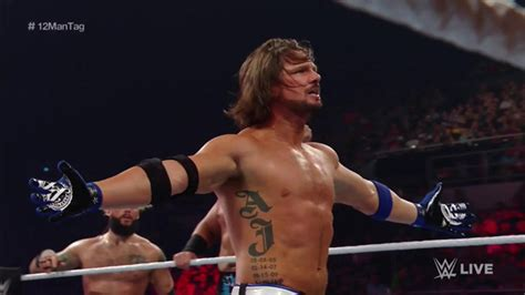 aj styles tattoo 411mania various news styles gets on superstar