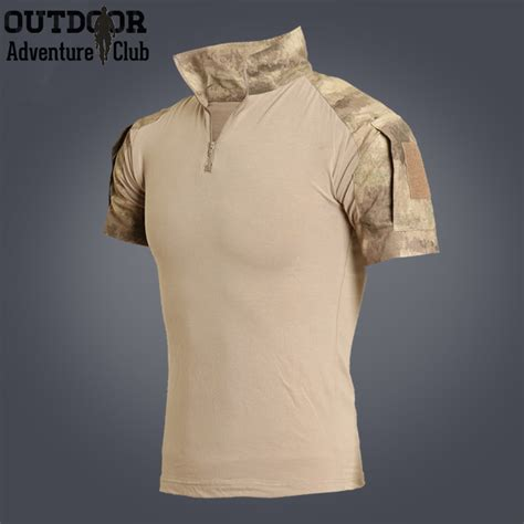 Kaos Outdoor T Shirt Amicos Outdoor aliexpress buy summer tactical camouflage