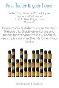 free essential oils class fun cheap or free