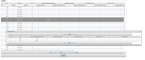 java creating tables in mysql database stack overflow how to edit datatable s rows java primefaces jsf