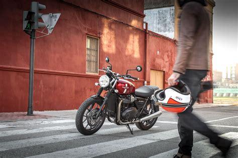Triumph Motorrad H Ndler by Triumph Street Twin Beim H 228 Ndler Motorrad News