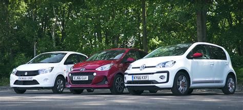 hyundai small car hyundai i10 suzuki celerio and vw up compete in small