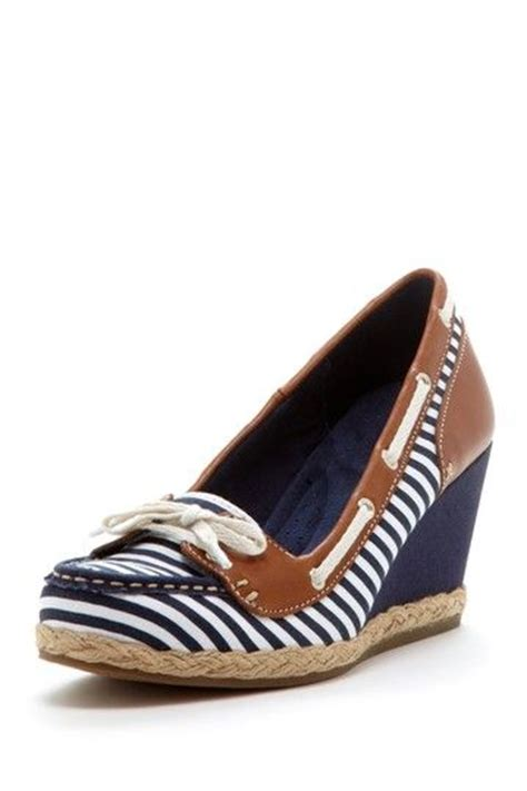 nautical boat wedges shoes shoes shoes