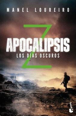 apocalipsis z los d 237 as oscuros planeta de libros