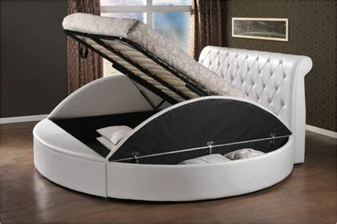 round bed headboard 38 round bed designs that are out of this world ritely