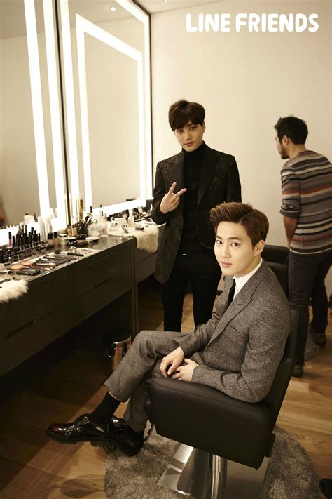 exo next door ep 4 150416 line friend update kai and suho exo next door ep 4