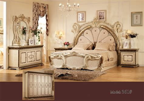 China Bedroom Furniture Luxury Bedroom Furniture Sets Bedroom Furniture China Deluxe Six Suit In Bedroom Sets From