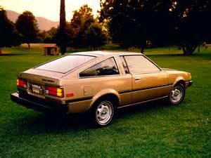 Toyota Cars 1980s Toyota Corolla Deluxe Sport Coupe Ae71 Te72 1980 83