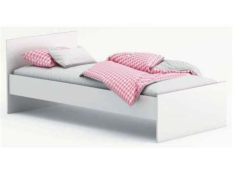 lit 90x190 conforama lit 90x190 cm switch coloris blanc vente de lit enfant
