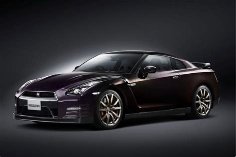 opal car nissan gt r midnight opal edition limited to 100 units