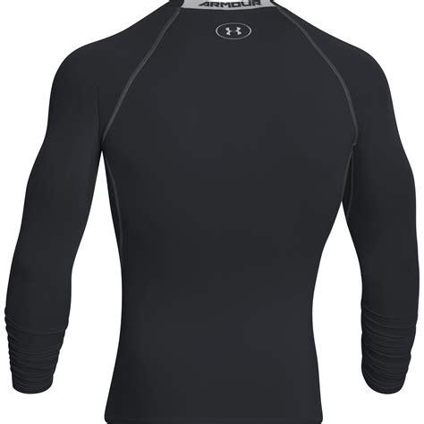 Mens Logo Sleeve Compression armour heatgear armour compression shirt