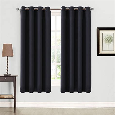 65 inch curtains 65 off balichun 2 panels thermal insulated solid