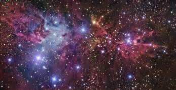 christmas tree nebula la nebulosa piel de zorro imagen astronom 237 a diaria observatorio