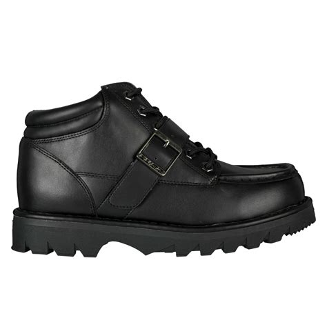 lugz triumph w mens boot black stylish footwear