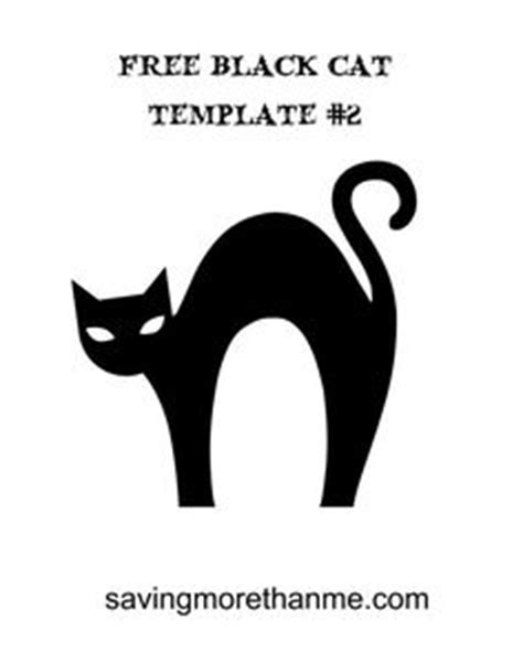 black cat templates for 1000 images about on connect the