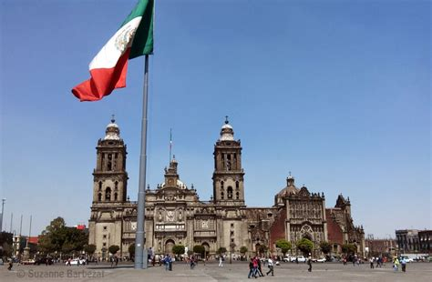 zocalo plaza mexico city a walking tour of mexico city