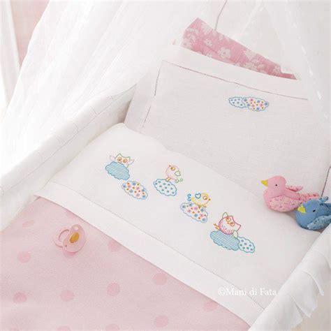 culle bimba lenzuolino disegnato di fata bimbi