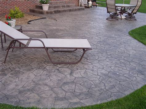 backyard sted concrete ideas sted concrete backyard ideas home decor concrete patio ideas diy home decorating