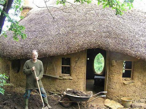 build to own house architecture build your own hobbit house with material