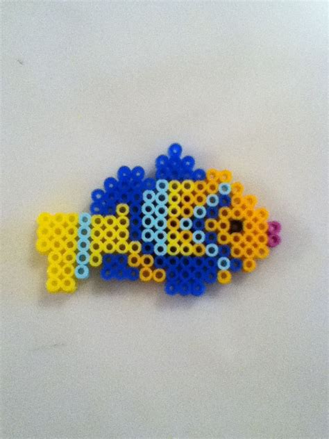 hama bead fish designs 78 best images about perler on perler