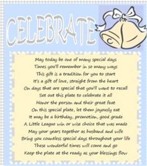Gift Card Bridal Shower Poem - wedding gift registry on pinterest