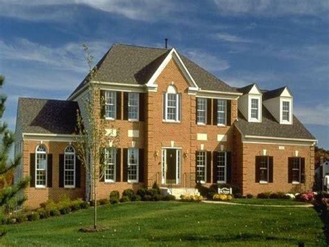 what is a colonial style house modern american colonial style homes modern colonial