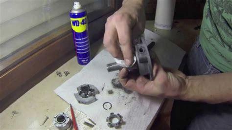 jalousie kurbel reparieren rolladen getriebe reinigen und fetten