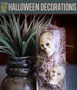 Store Halloween Decorations 10 Easy Dollar Store Halloween Decorations You Should Try