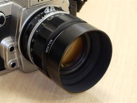 Voigtlander Nikon new voigtlander nokton 58mm f 1 4 sl ii s lens for nikon f