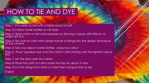 How To Tie A Tie Powerpoint Choice Image How To Guide And Refrence Tie Dye Powerpoint Template