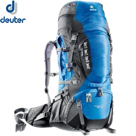 Jual Deuter Air Contact 40 10 Sl jual deuter aircontact pro 60 15 anthracite original