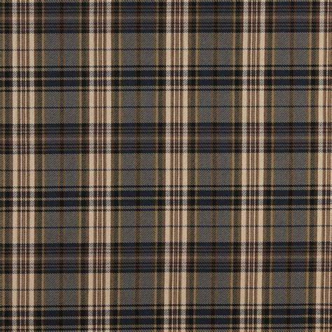 C33390 Cambridge Plaid Upholstery Fabric Farmington Fabrics