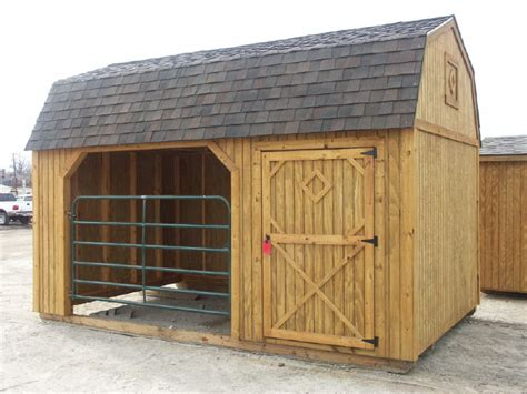 livestock sheds by better built portable storage buildings