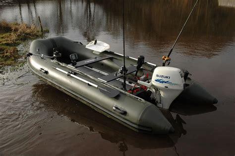 carp fishing inflatable boat bison marine olive green inflatable fishing sports air rib