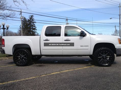 20 inch gmc wheels 2013 gmc with 20 inch wheels 33 s leveled like