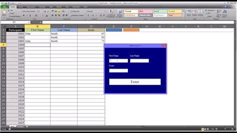 tutorial visual basic excel excel vba search text in textbox an excel vba inputbox