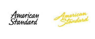 American Standard Brand New New Logo Identity And Packaging For American