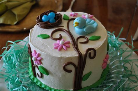 you have to see little bird cake by rosycakes