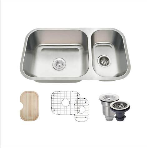 kitchen sinks direct blanco diamond undermount composite 32 in double bowl