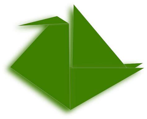 Origami Crane Clipart - paper crane 5 clip at clker vector clip