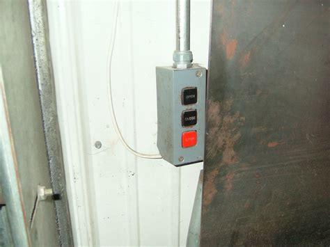 Garage Door Button Wire Garage Door Opener Lefebure